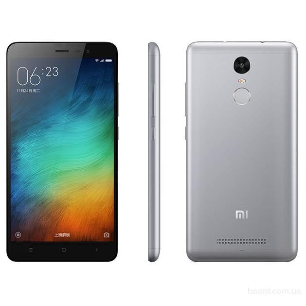 Смартфон Xiaomi Redmi Note 3 по оптовым ценам (в наличии все цвета)
