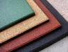 Резиновое покрытие Eco Standard . Плитка пезиновая 500х500 мм., толщиной от 25 до 50 мм    Лучшая цена