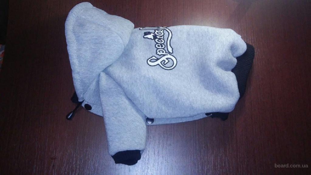 Кофта на флисе одежда для собак