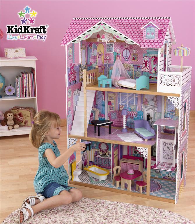 дом Kidkraft Annabelle 65079