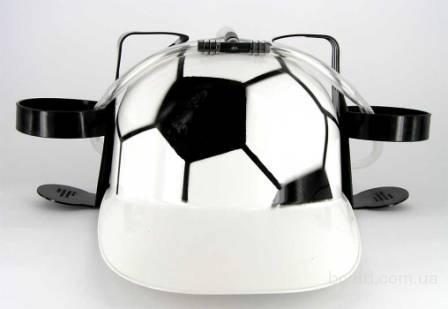 Шлем любителя пива Футбол