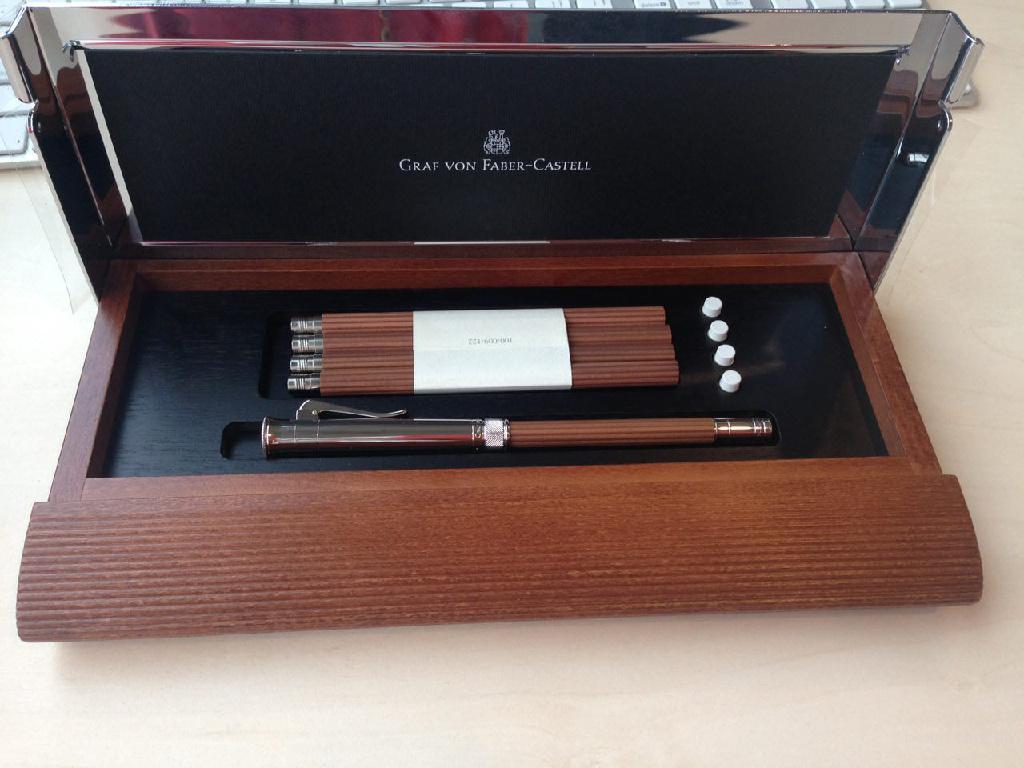 Набор дорогих карандашей Graf von Faber-Castell