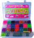 Наборы резинок для плетения браслетов rainbow  loom и аксессуары к ним