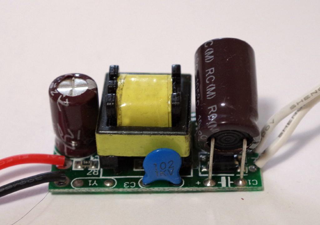 Драйвер светодиода, Led Driver 8-12W