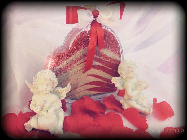 Все для свадебной песочной церемонии