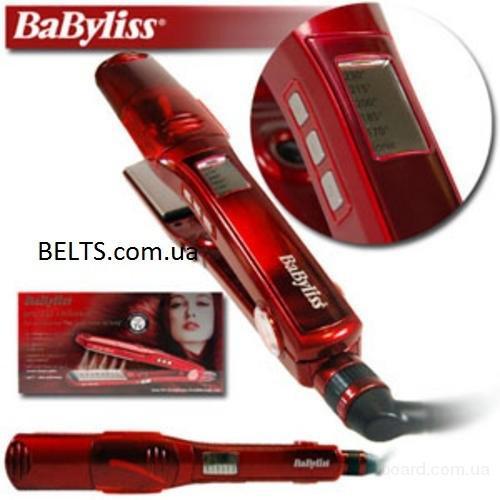 Украина.Утюжок паровой для волос BaByliss Pro 230 Radiance (щипцы, выпрямитель, плойка Бейбилис О 230 Редиенс)