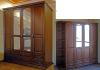 Шкаф 4-хдверный деревянный