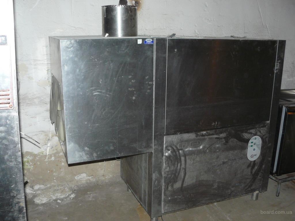 Продам туннельную посудомоечную машину бу