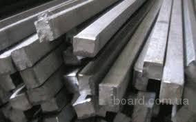 Квадрат стальной 100 х 100 ст 20