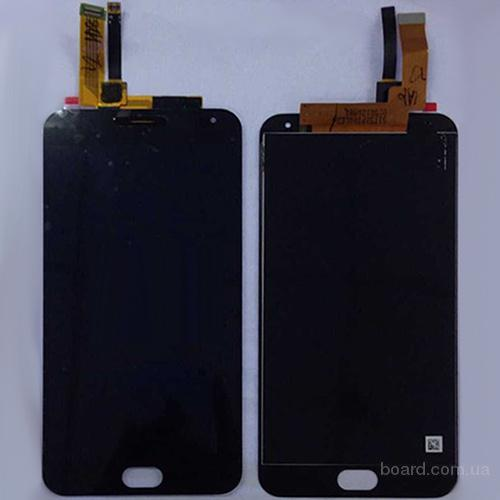 Тачскрин + дисплей для Meizu M2 Note