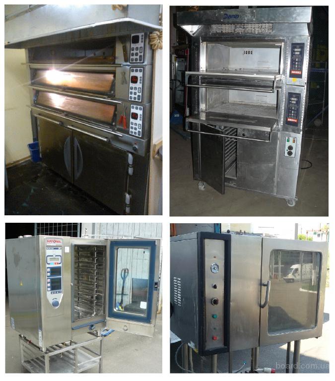 Продам хлебопекарное оборудование бу