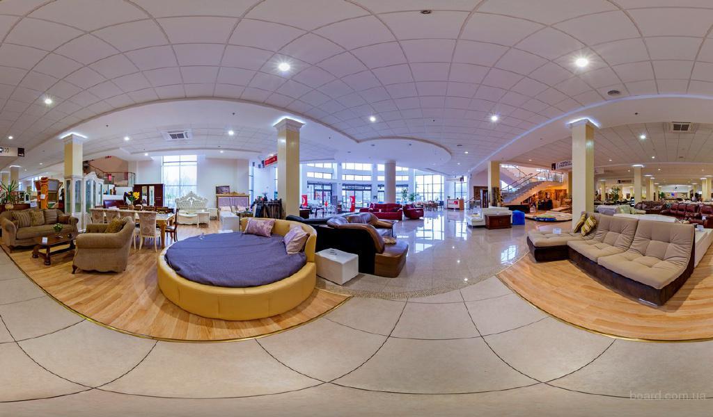 Виртуальные туры, 3D Панорамы, сферическая панорама 3д. Днепропетровск.