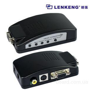 BNC-VGA Конвертер FLY7503W