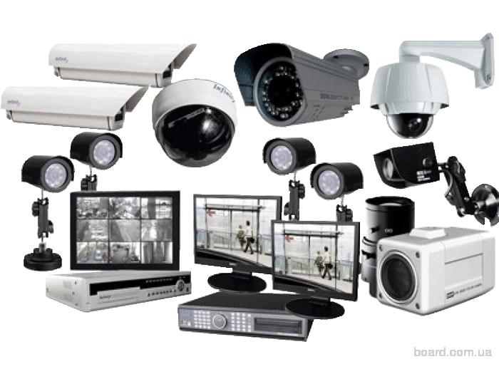 Наша компания установит видеонаблюдение на Ваши объекты.