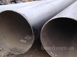Труба стальная б/у демонтаж
