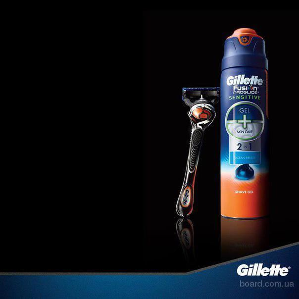 Клуб бритья Gillette