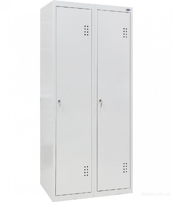 Шкаф хозяйственный металлический