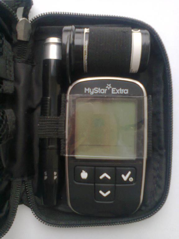 Глюкометр MyStar Extra