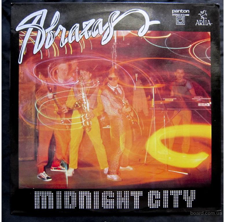 пластинка   abraxasmidnight city