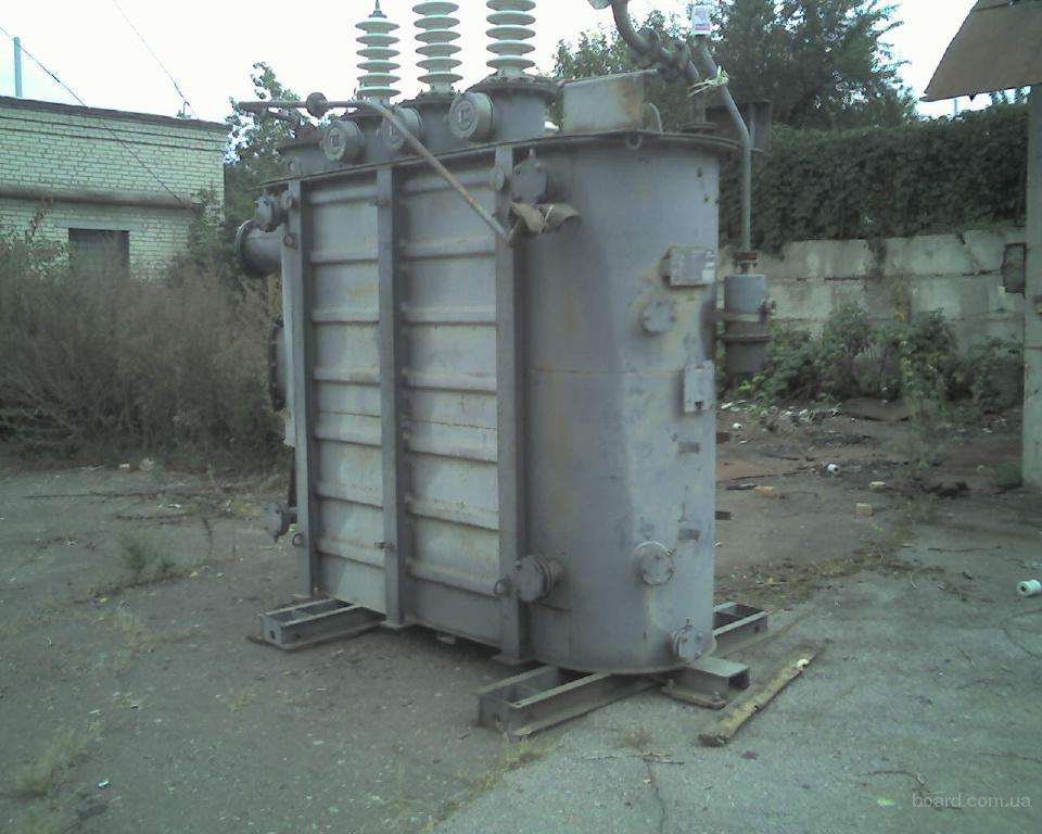 Срочно продам трансформатор ТМН-6300 35/10