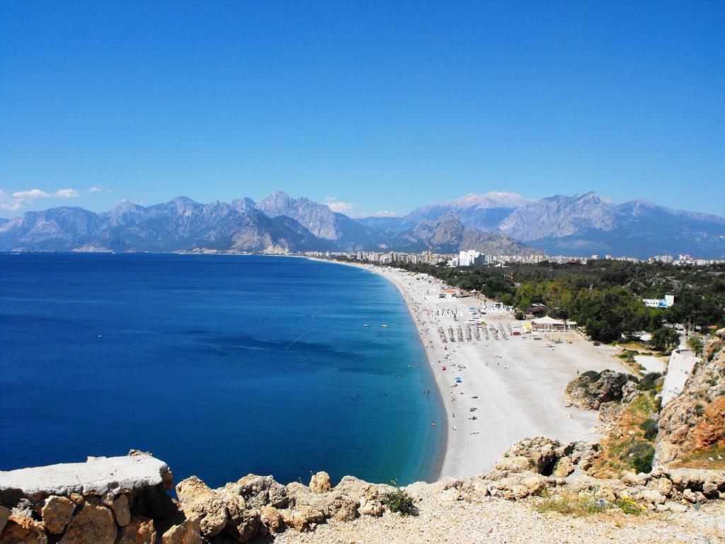 В Турцию на неделю за 249$ с авиаперелетом!