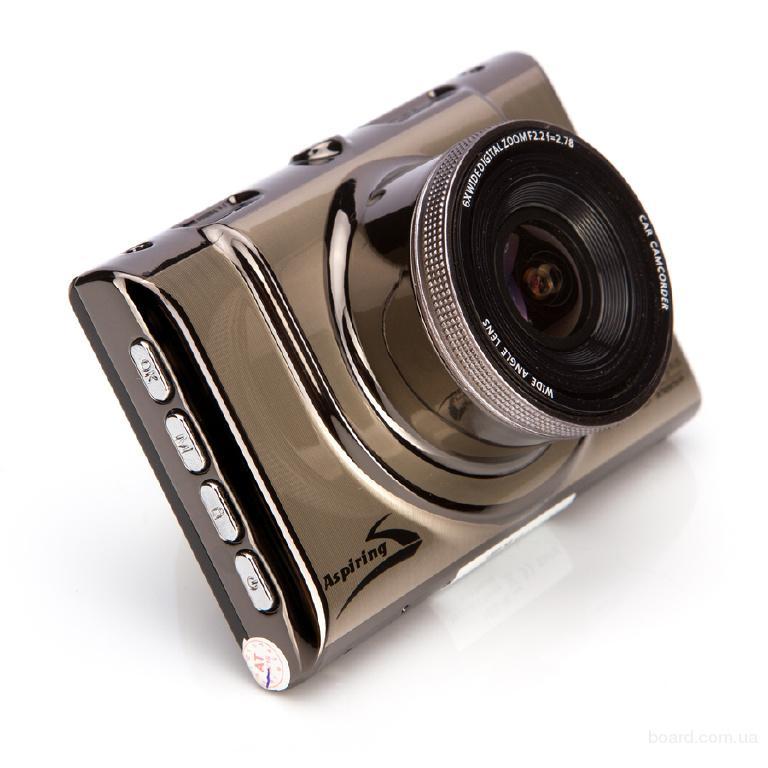 Автомобильный видеорегистратор 1920*1080p, 30 fps, до 32 GB
