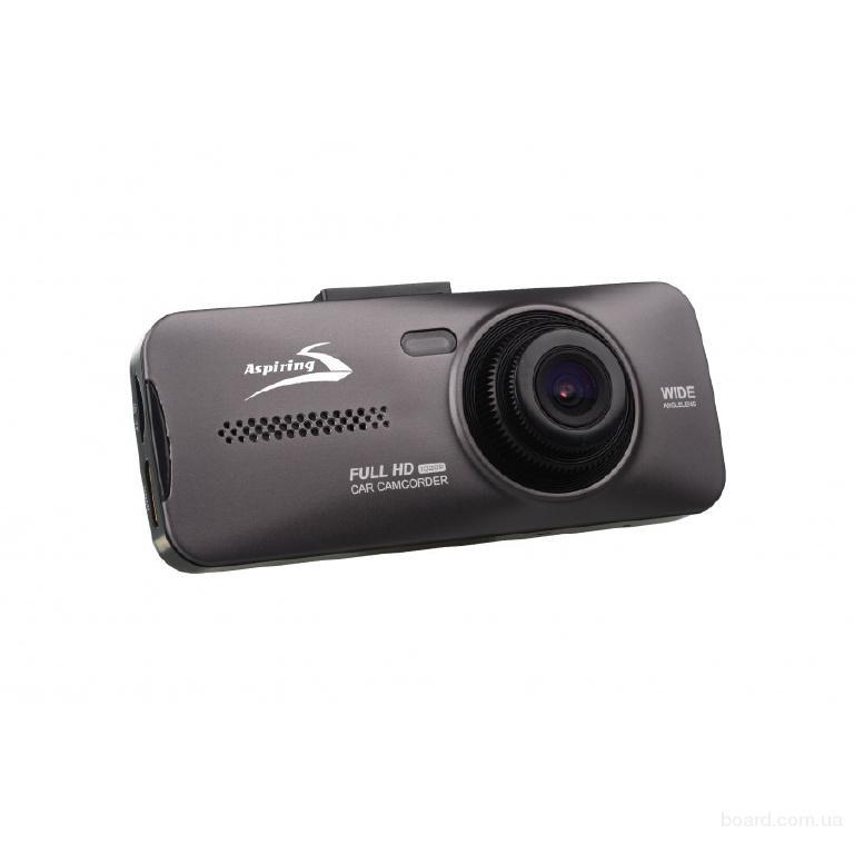 Видеорегистратор в авто 5Mpix, 1920×1080, до 32 GB, гарантия