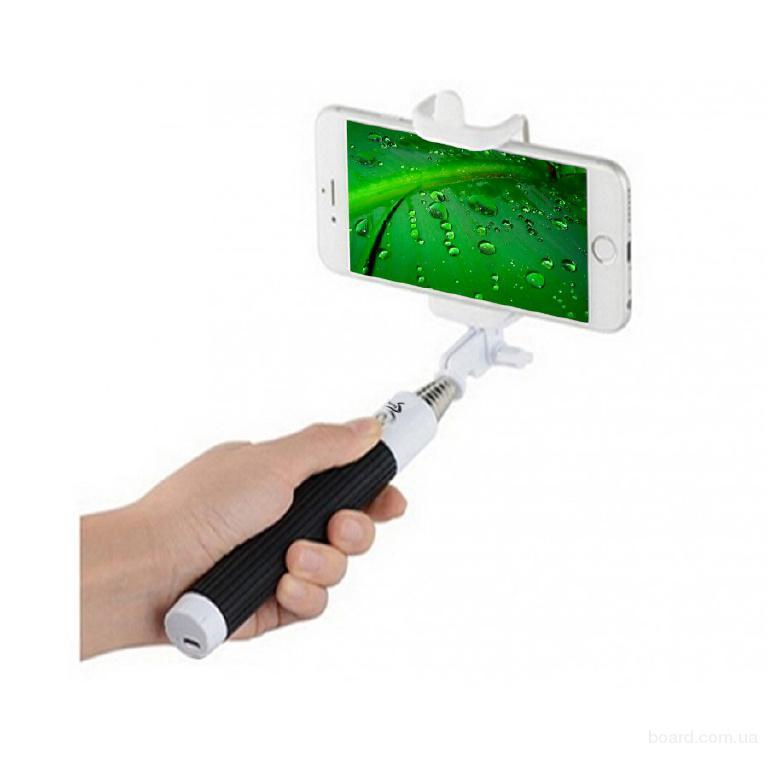 Селфи-монопод для смартфонов, 150 Ultra Mini, Bluetooth-брелок
