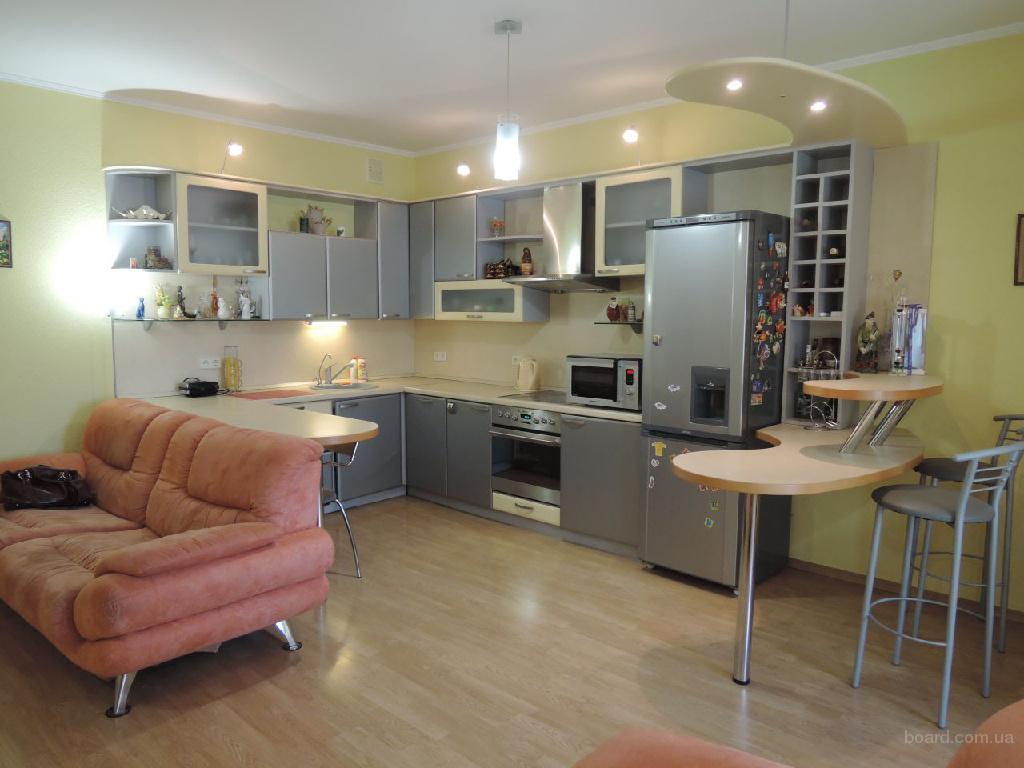 Современная 3 комнатная в доме бизнес класса, Мельникова 83 д, м.Лукьяновская