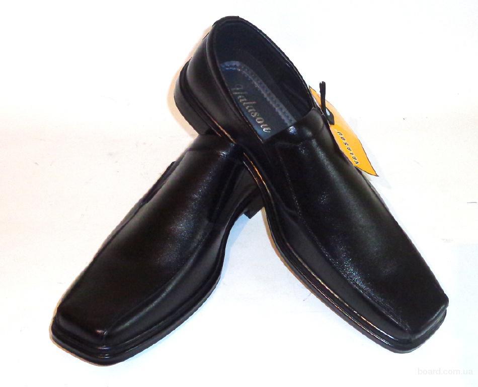 Туфли кожаные Yalasou (ТУ – 083)  47 размер