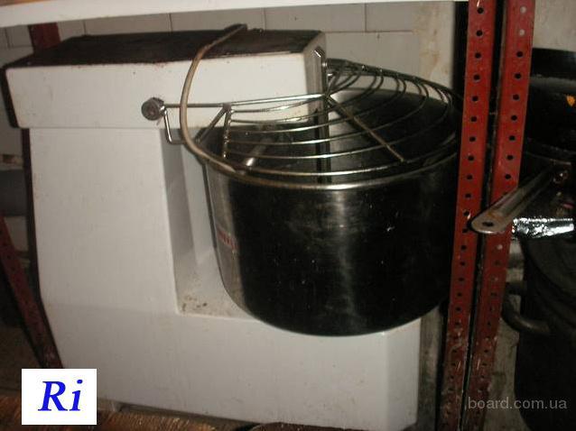 Продам бу тестомес ItPizza SK-20 1Ф для пекарни