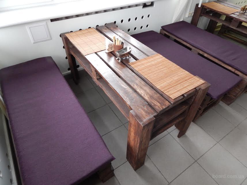 Качественная мебель из палет ручной работы, Артпалет