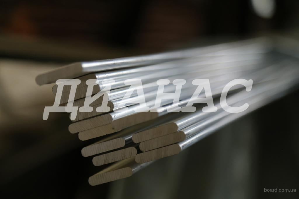 Алюминиевая шина, полоса алюминиевая АД0, АД31