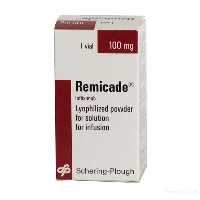 Заграничный лекарственный препарат Ремикейд  купить в Европе.