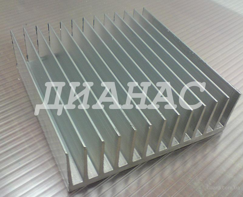 Радиаторный профиль алюминиевый