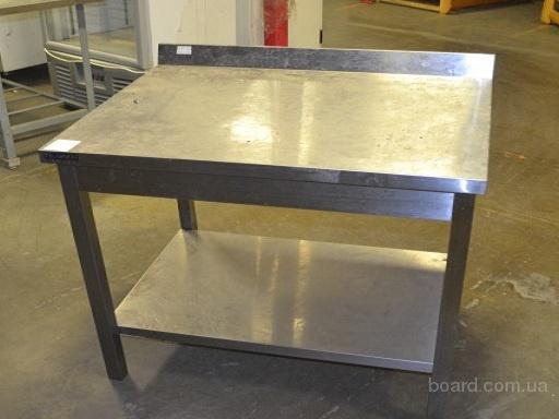 Производственны стол из нержавеющей стали бу