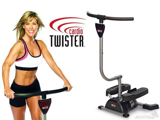 Кардио Твистер тренажер Cardio Twister