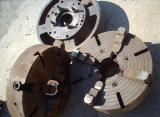 патрон токарный диаметр 500 мм 4-кулачковый посадка конус