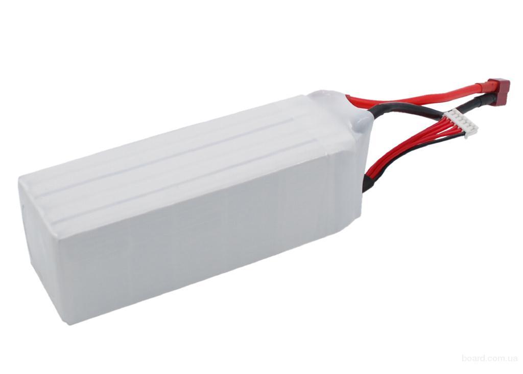 аккумулятор Li-po 18v  4350 mAh