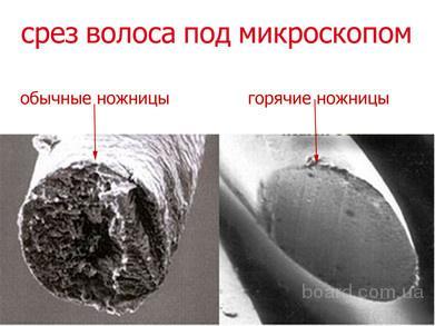 Акция Стрижка горячими ножницами - 150 грн. в Киеве на Харьковском.