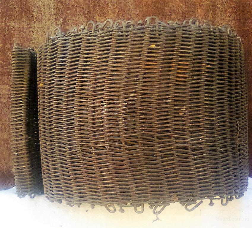Остатки - Нихром Х20Н80 Сетки 10х2х200/600/1000 мм