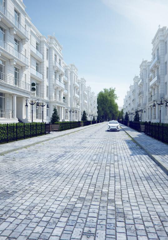 Продажа квартир в Одессе в ЖК «18 жемчужина»
