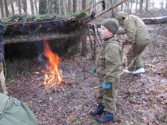 Весенние каникулы с детским лагерем Profy Сamp Киев
