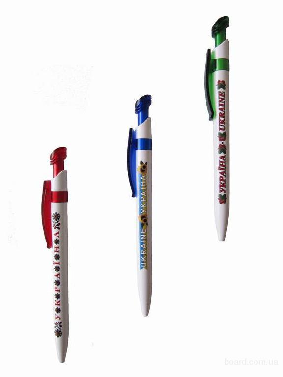 """Ручка біла """"Вишиванка"""""""