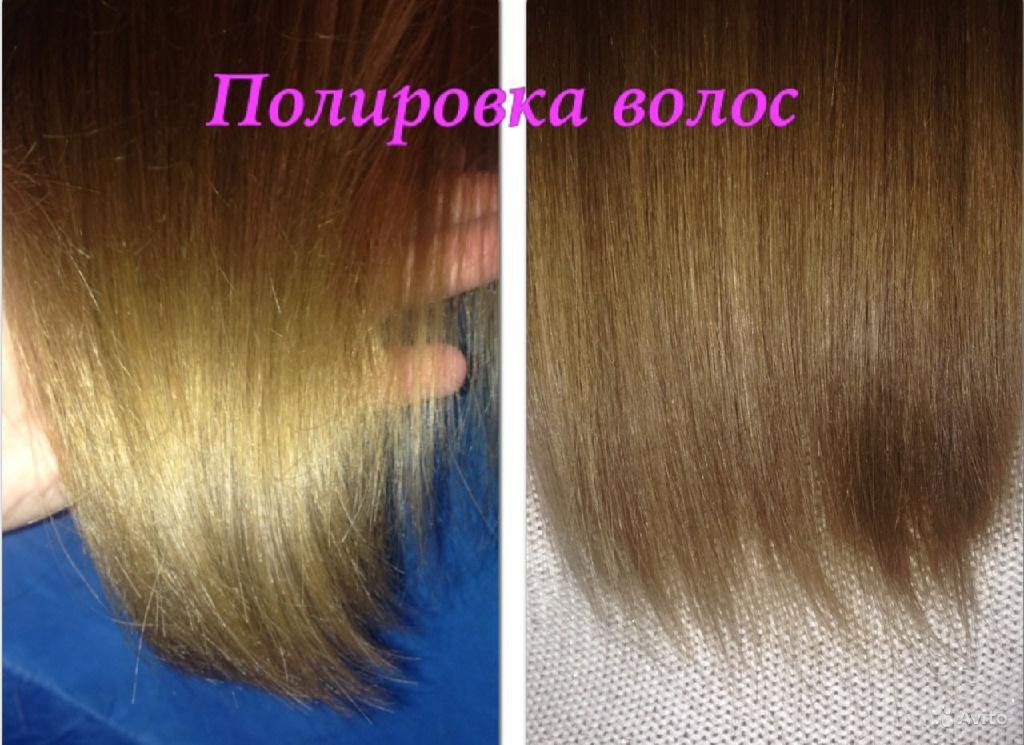 Полировка волос Киев недорого.