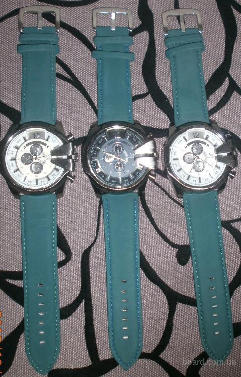 Кварцевые стильные мужские часы V6