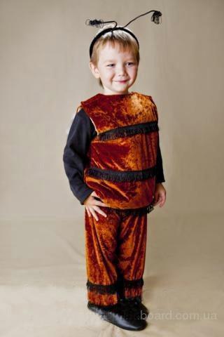 Прокат детских  костюмов - жук, муравей, паук, кузнечик, таракан, колорадский, божья коровка, Троещина