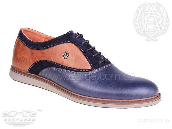 Мужская обувь оптом и в розницу от компании Ed-Ge brothers