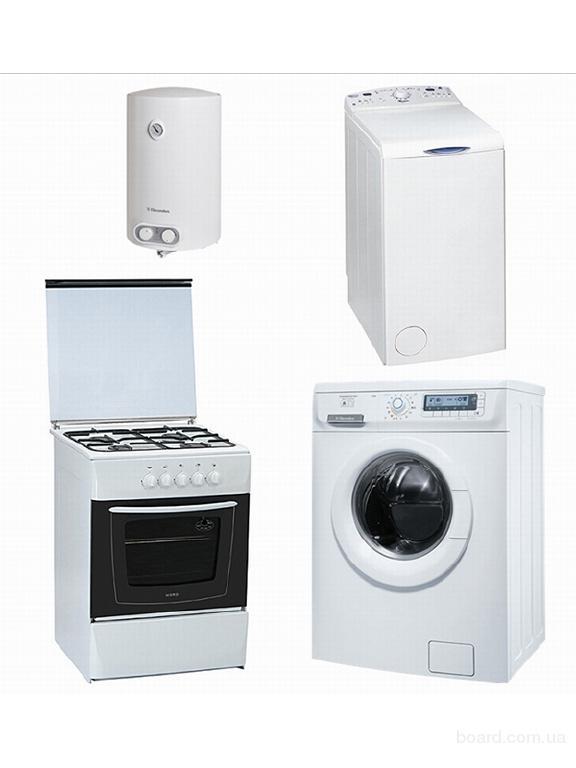 Подключение бытовой техники, электроплиты, варочной поверхности и духовки