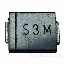 Диод выпрямительный S3M